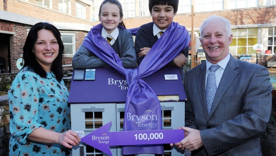Bryson Energy Schools Project