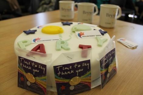 Bryson celebrate and recognise Volunteers during Volunteer Week
