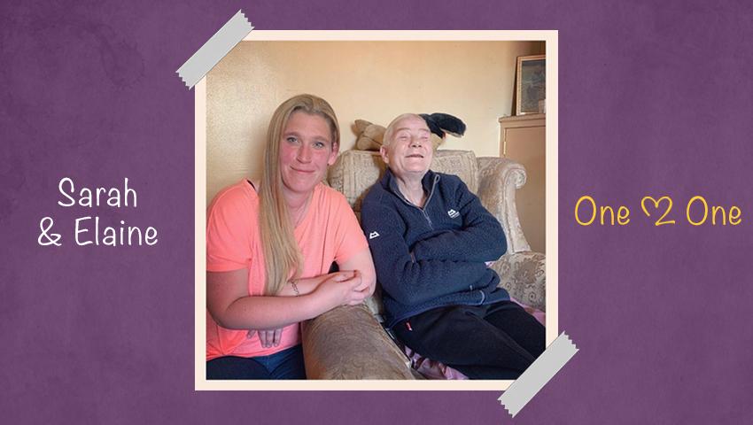 Sarah and Elaine Talk Bryson Care One2One
