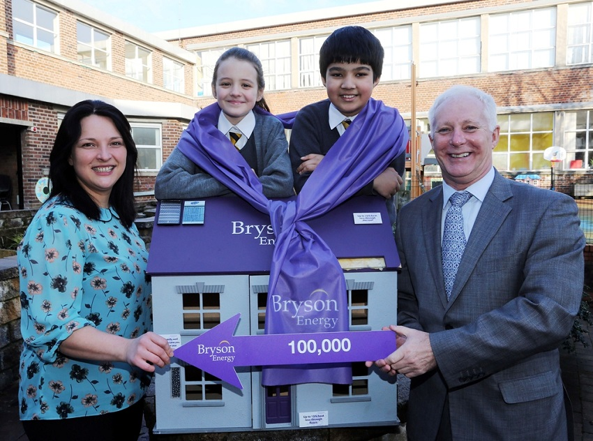 Bryson Energy Schools Project