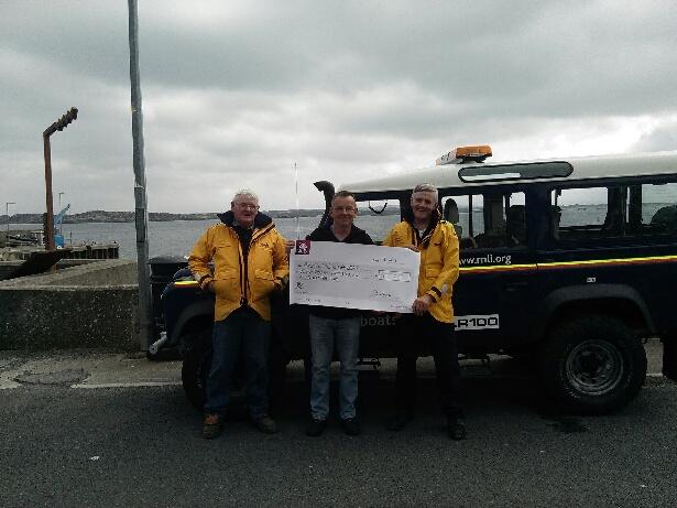 Aranmore Lifeboat Bryson