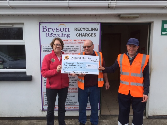 Bryson Recycling Donegal