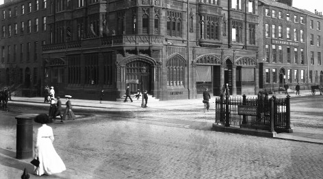 BCOS Founding, 1909