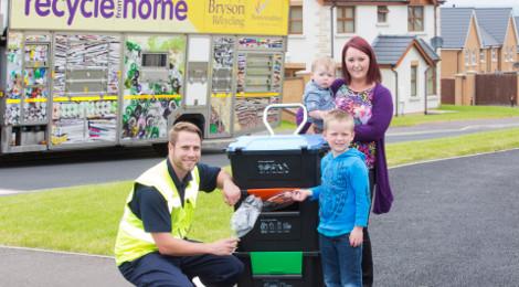 Bryson Recycling Family 2009