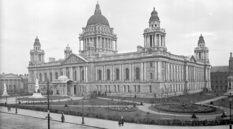 Belfast City Hall, 1929