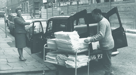Extra Care Volunteer Service, 1959 Belfast
