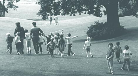 Belfast's First Adventure Playground
