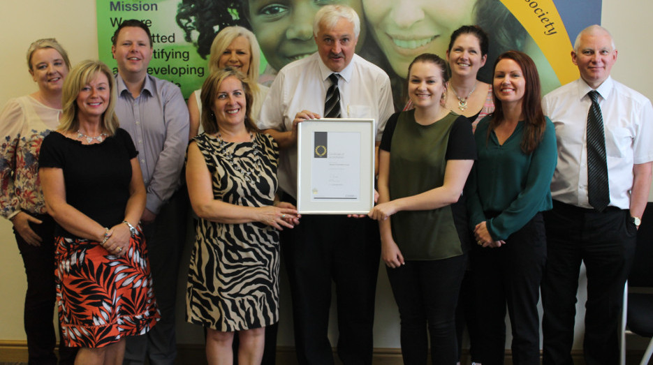 Bryson Awarded IIP Gold